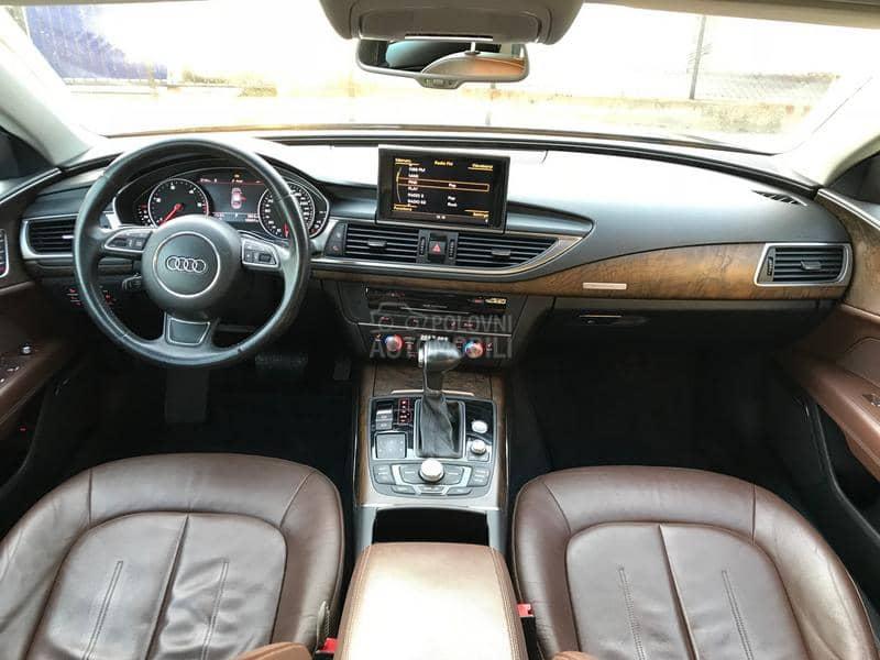 Audi A7 3.0 TDI Quattro
