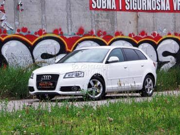 Audi A3 1.8 TFSi S-line