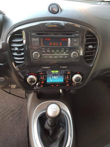 Nissan Juke 1.5DCI N O V