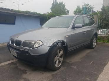 delovi za BMW X3 od 2004. do 2010. god.