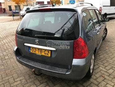 PETA VRATA za Peugeot 207, 307, 308 ...