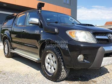 Toyota Hilux 3.0 D4D  autmoatik