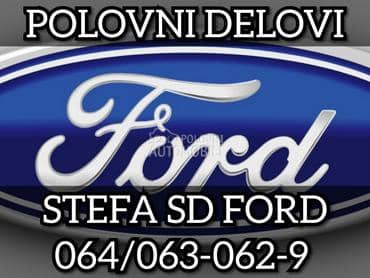 Kompletna ponuda polovnih del za Ford C-Max, Cougar, Escort ...