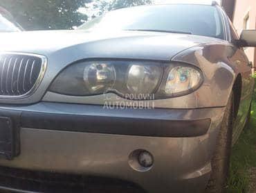 ventilator hladnjaka za BMW Serija 3