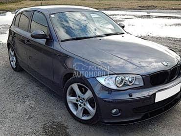 BMW Serija 1 -  kompletan auto u delovima