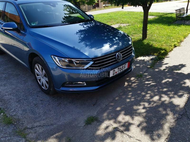 Volkswagen Passat B8 26.9.2015