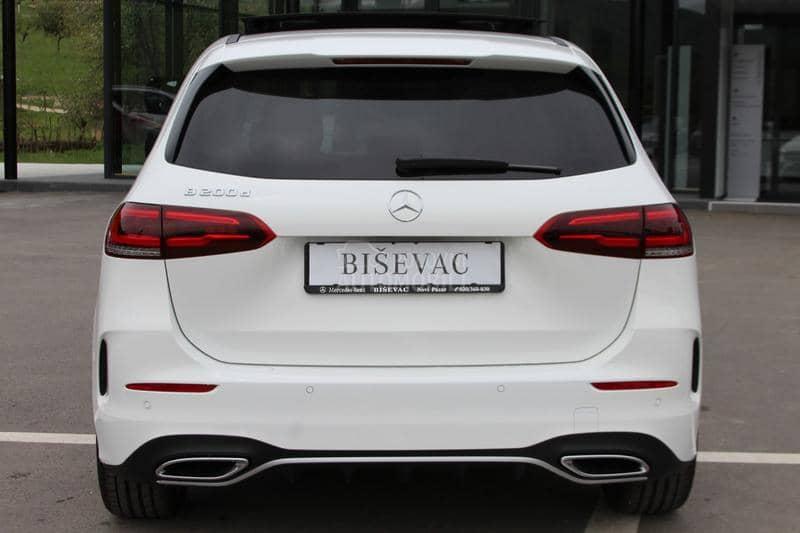 Mercedes Benz B 200 d