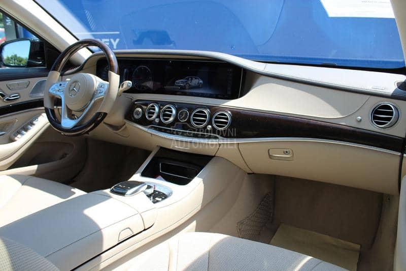 Mercedes Benz S 350 CDI 4M Long
