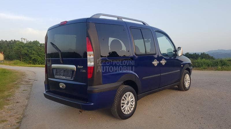 Fiat Doblo 1.9 JTD MALIBU N0V