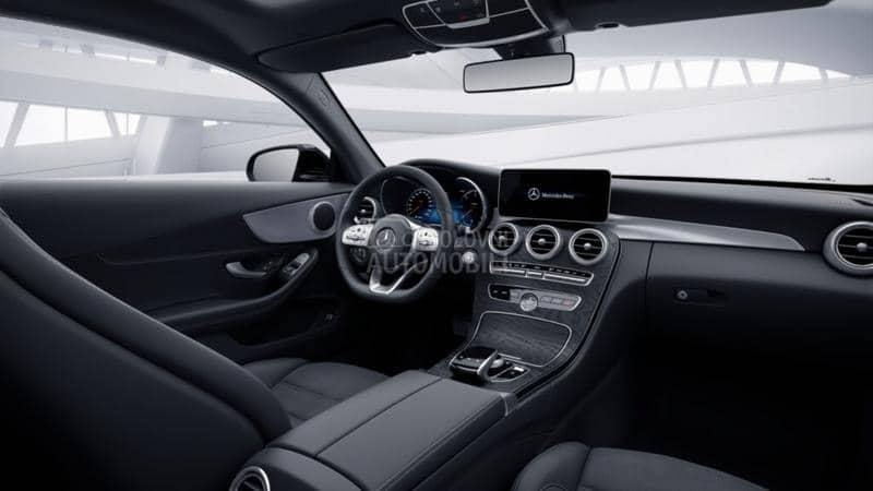 Mercedes Benz C 220 d Coupe