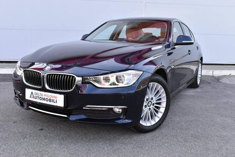 BMW 320 D xDrive Luxury line