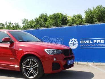 BMW X4 2.0d Xdrive M
