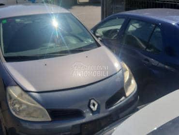 clio 3 delovi za Renault Clio od 2005. do 2009. god.
