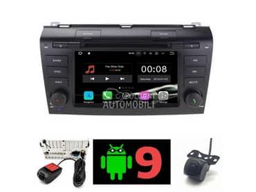 multimedija android 9,0 za Mazda 3 od 2003. do 2009. god.