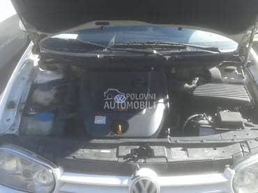 GOLF 4 1.9TDI POLOVNI DELOVI za Volkswagen Golf 4 od 1998. do 2004. god.