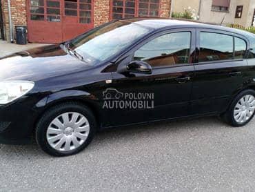 Opel Astra H 1.6 16 v