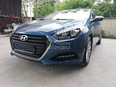 Hyundai i40 1.7 CRDi BlueDrive