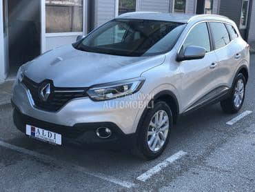 Renault Kadjar 1.5 DCI NAV/LED
