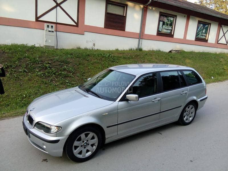BMW 320 150K tek reeg.