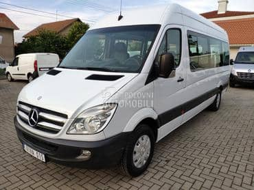 Mercedes Benz Sprinter 311 CDI MAXI KLIMA NOV
