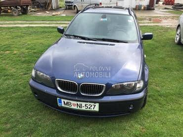 Prodaja delova. za BMW 318 od 1999. do 2004. god.