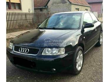 FAROVI ITD za Audi A3 od 2001. do 2003. god.
