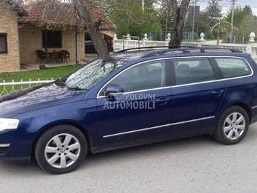 Volkswagen Passat B6 2007. god. - kompletan auto u delovima