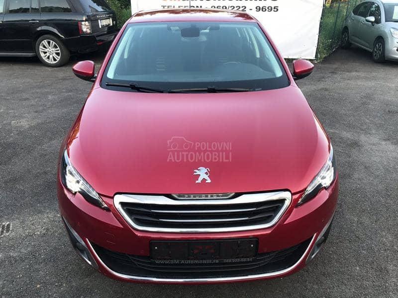Peugeot 308 1.6e-Hdi/Allur