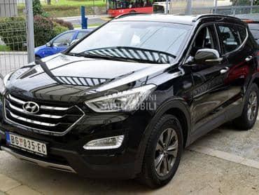 Hyundai Santa Fe 2.2 CRDI 5V