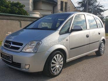 Opel Meriva 1.7 cdti E K S T R A