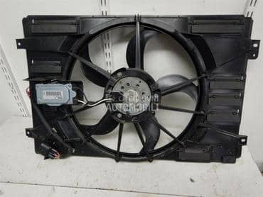 Ventilatori ZA VISE MODELA za Volkswagen Caddy, Golf 5, Golf 6 ...