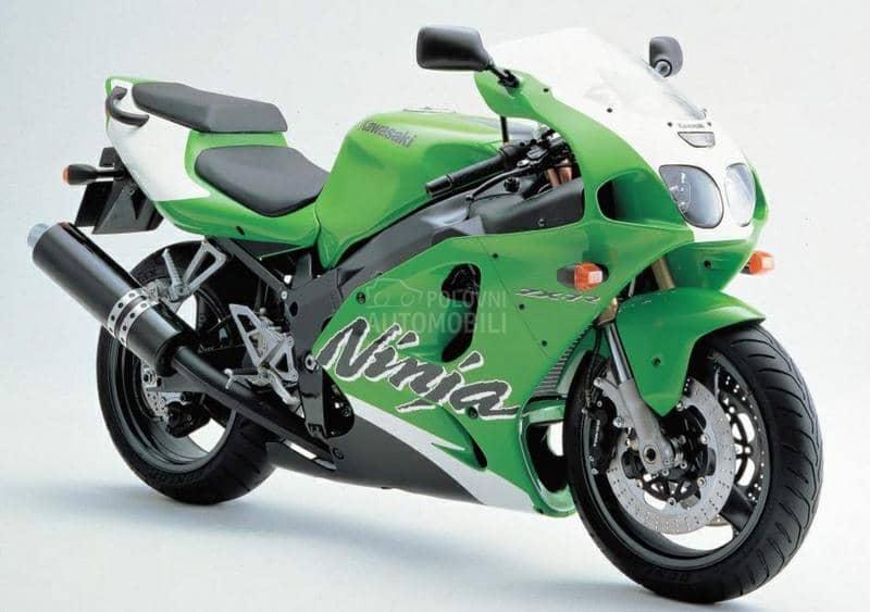 Kawasaki KLR 250 88 God