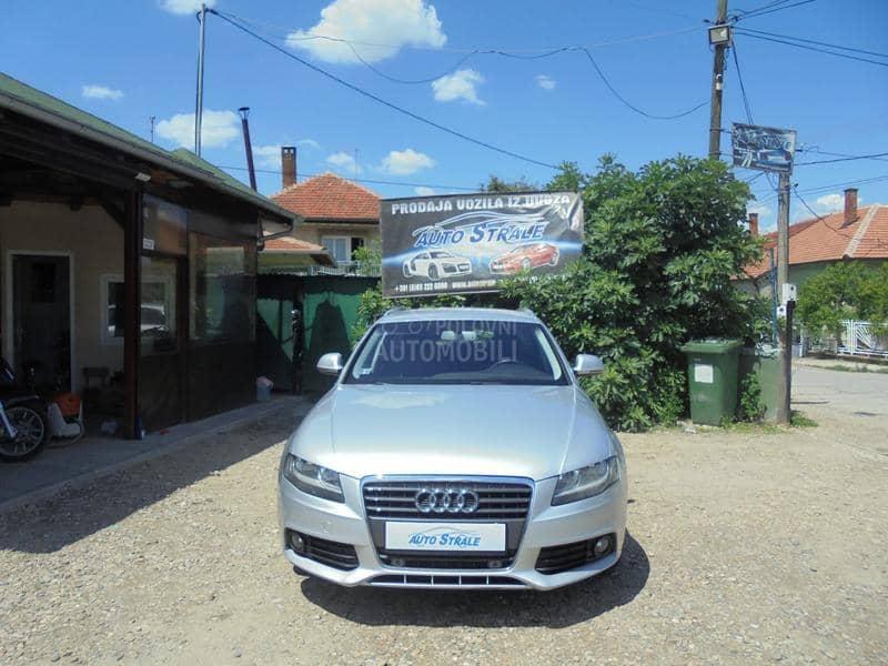 Audi A4 2.0tdi