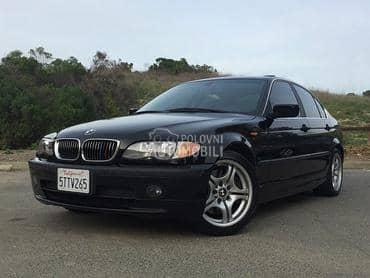 motor za BMW Serija 3 od 2000. do 2005. god.