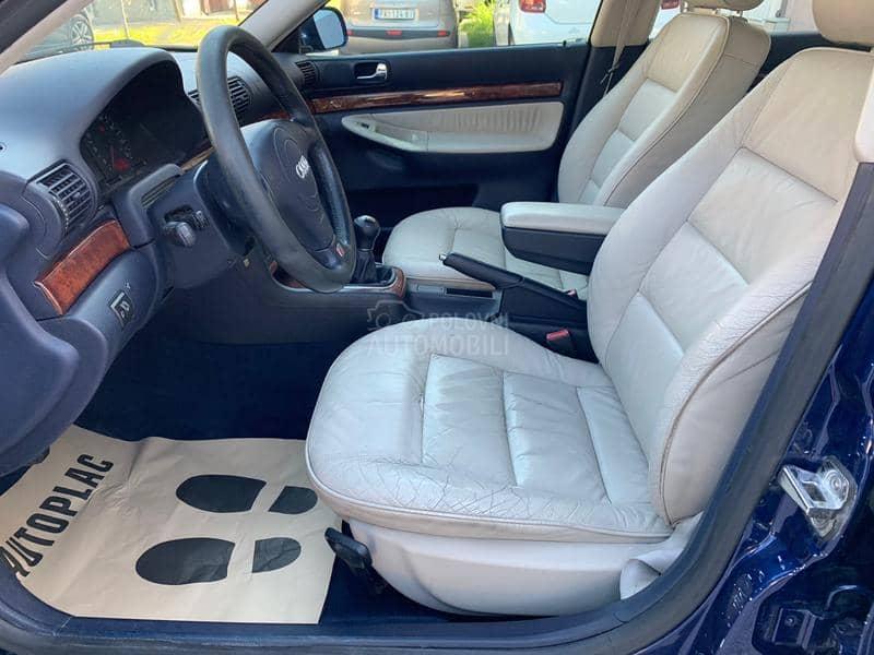 Audi A4 1.9 TDI KOŽA