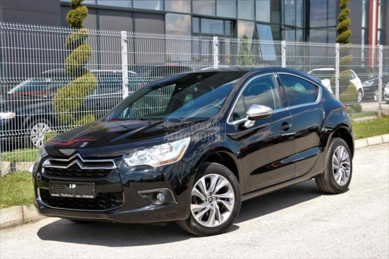 Citroen DS4 2.0HDI Nav Led