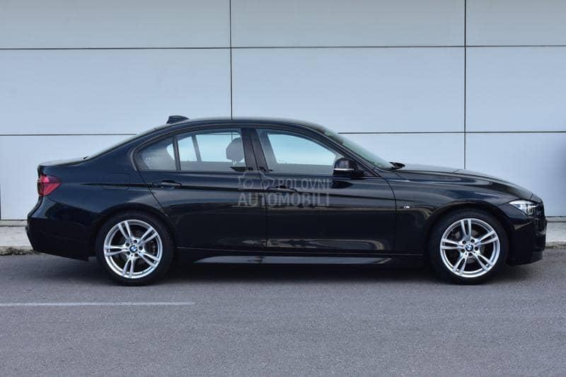 BMW 318 d M paket