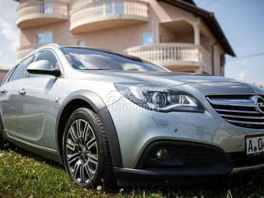 Opel Insignia cross tourer 4x4