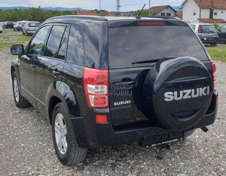 Suzuki Grand Vitara 1.9DDIS.ŠIBER.KOŽA