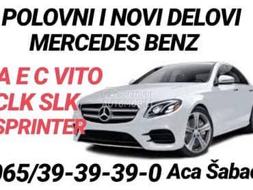 Delovi za Mercedes Benz Ostalo