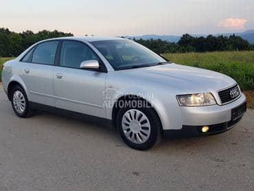 Audi A4 1.9 TDI T0P N0V