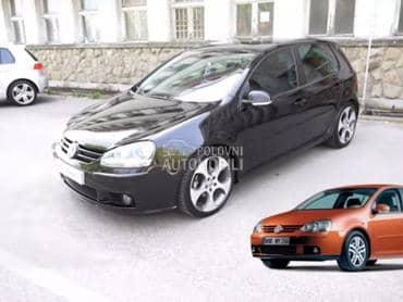 Volkswagen Golf 5 - kompletan auto u delovima
