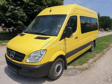 Mercedes Benz Sprinter 316 cdi 8/1 sed