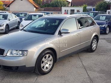 Audi A4 1.9 tdi AVANT