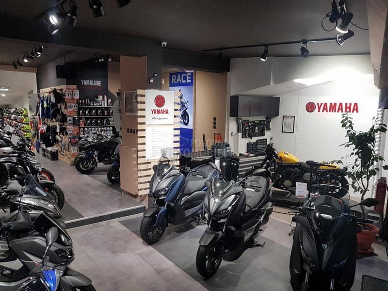 Yamaha MT 09 ABS/ASR