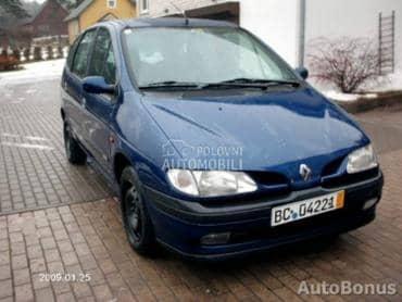 Renault Scenic - kompletan auto u delovima