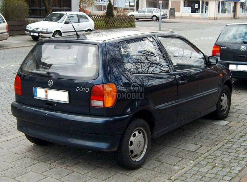 Delovi za Volkswagen Polo