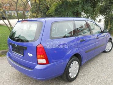 Ford Focus - kompletan auto u delovima