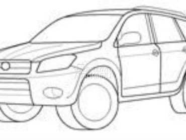 Delovi za Toyota RAV 4