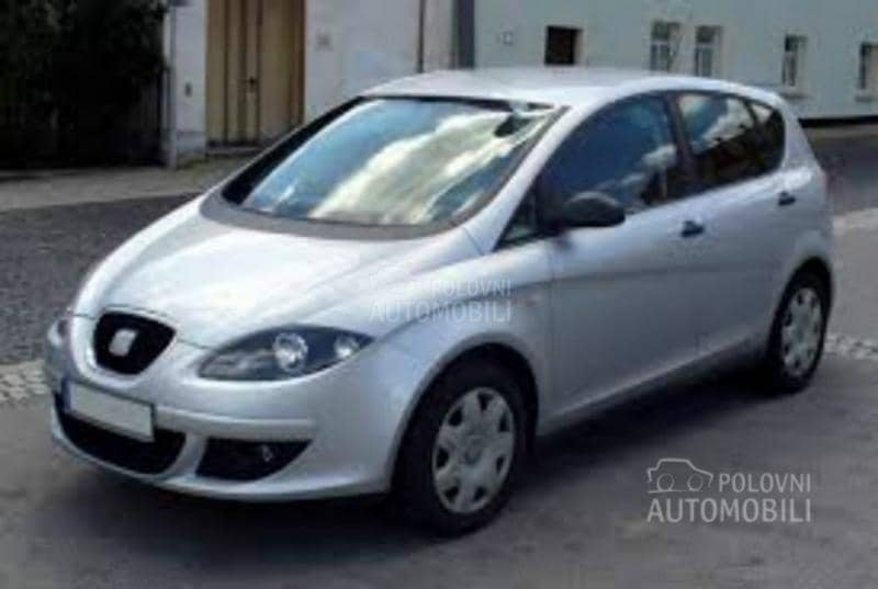Seat Leon - kompletan auto u delovima
